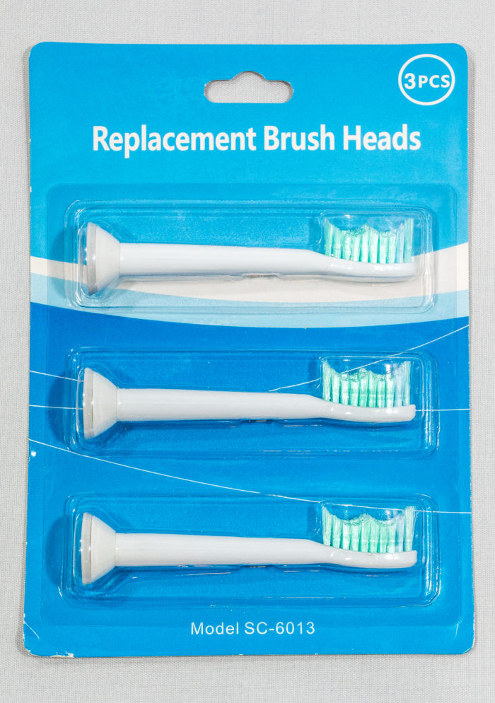 oral b replacement heads