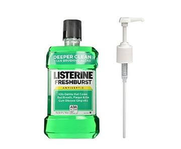 Listerine Pumps